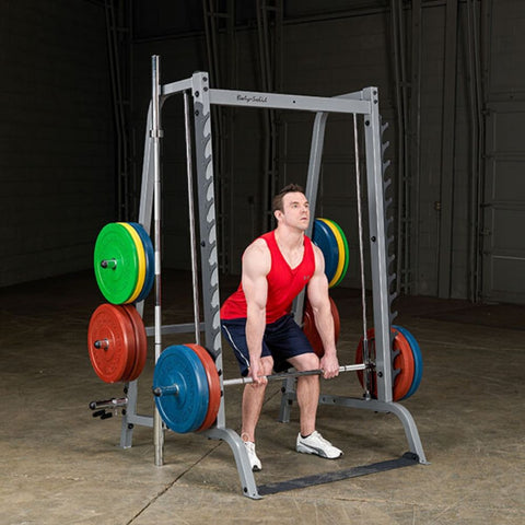 Image of Body-Solid GS348Q Series 7 Smith Machine Press