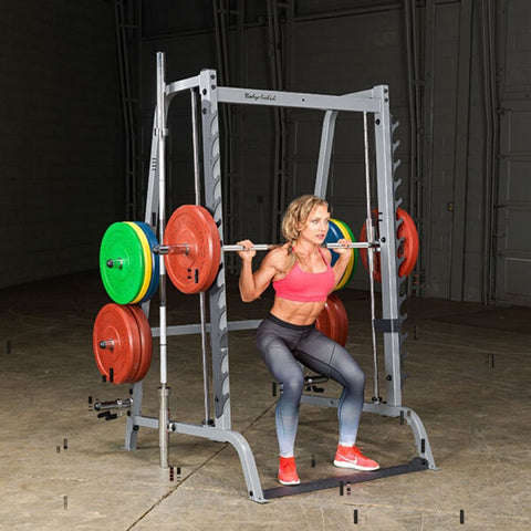 Body-Solid GS348Q Series 7 Smith Machine Squat