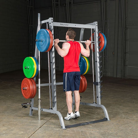 Image of Body-Solid GS348Q Series 7 Smith Machine Tip Toe
