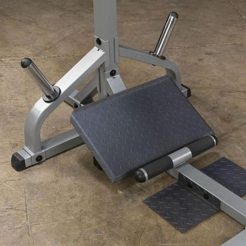 Body-Solid GSCL360 Leverage Squat Calf Machine Top view
