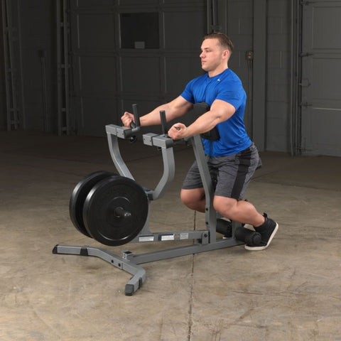 Body-Solid GSRM40 Seated Row Machine Exercise Figure 1