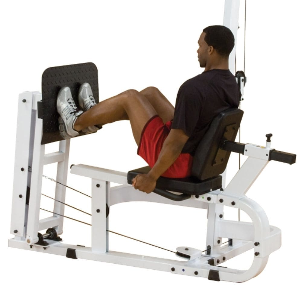 Body-Solid LP40S Leg Press Attachment 3D View