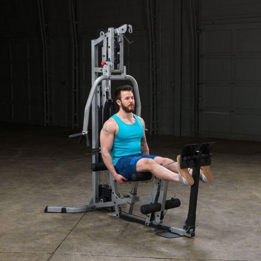 Body-Solid Leg Press Attachment BSGLPX Exercise