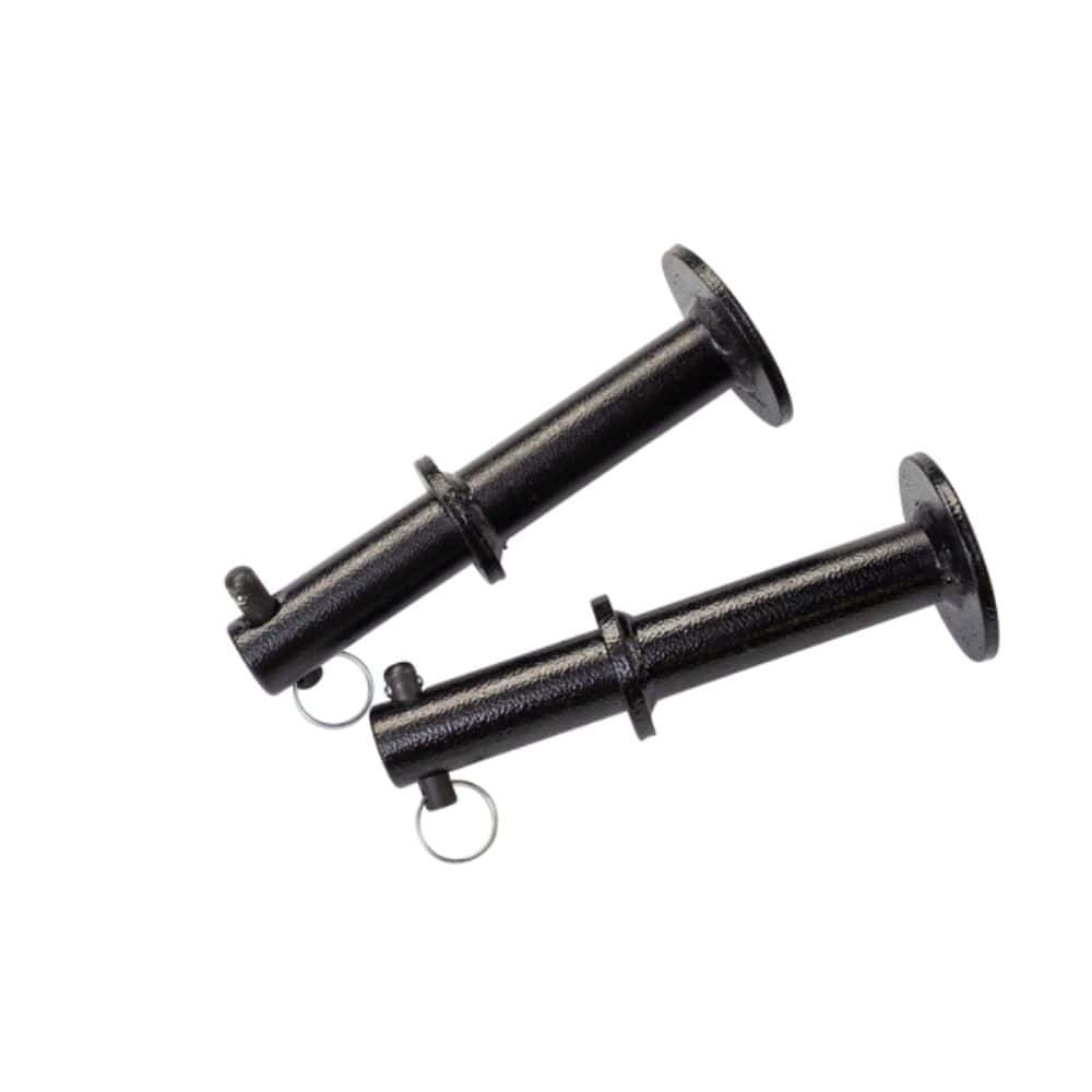 Body-Solid Powerline BC2 Bar Catch Pair 3D View