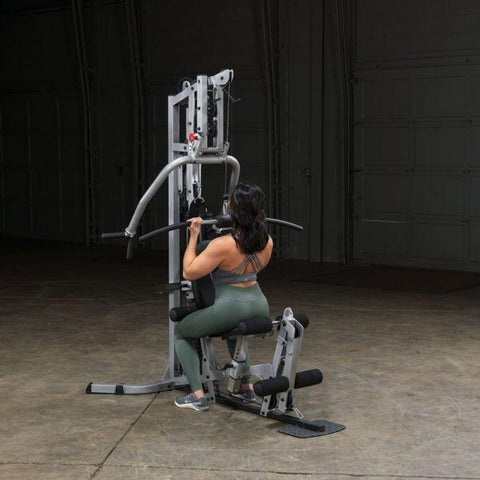 Body-Solid Powerline BSG10X Single Stack Home Gym Exercise Figure 15