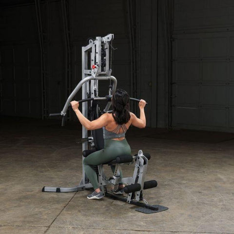 Body-Solid Powerline BSG10X Single Stack Home Gym Exercise Figure 1