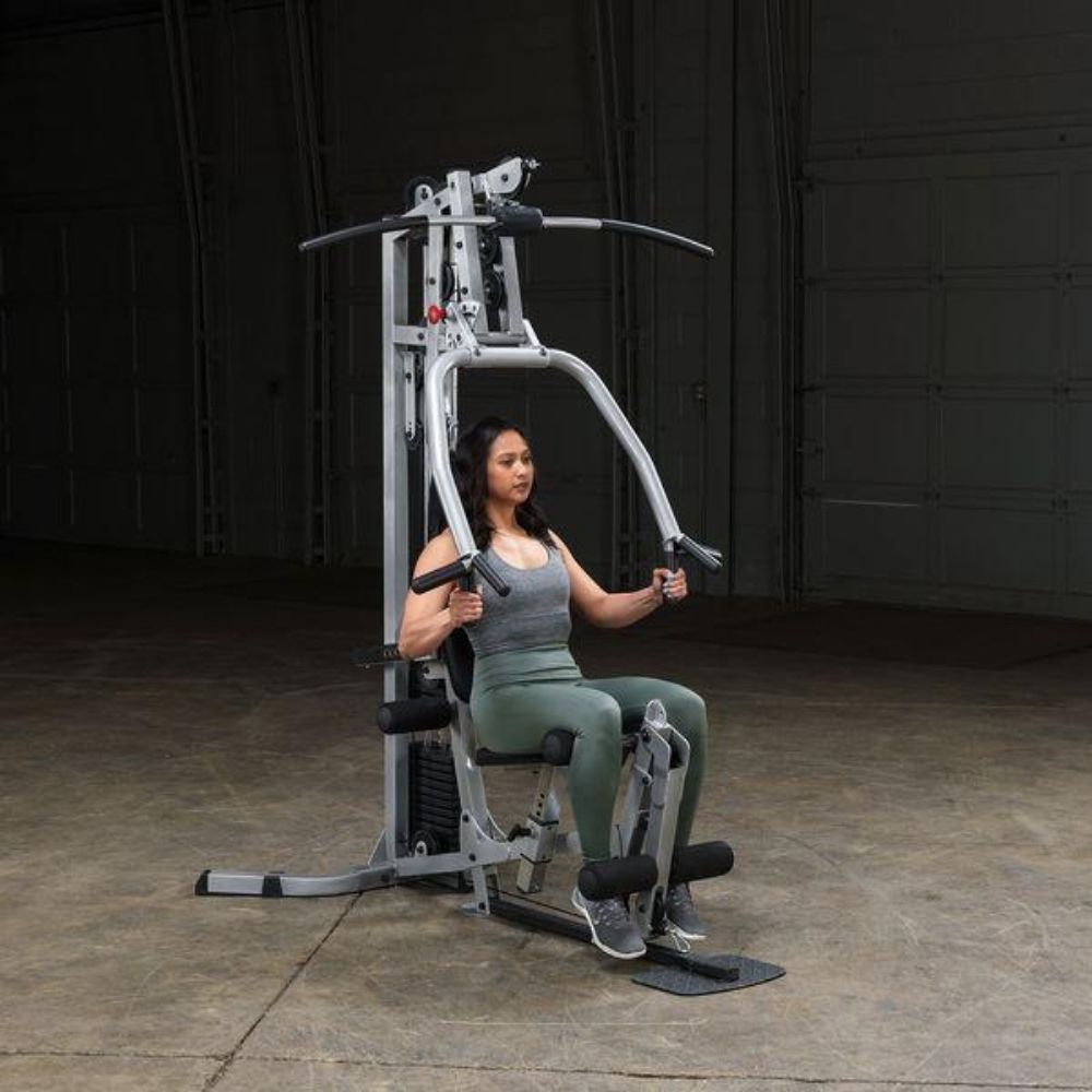 Body-Solid Powerline BSG10X Single Stack Home Gym Exercise Figure 3