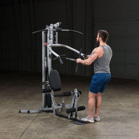 Body-Solid Powerline BSG10X Single Stack Home Gym Exercise Figure 6