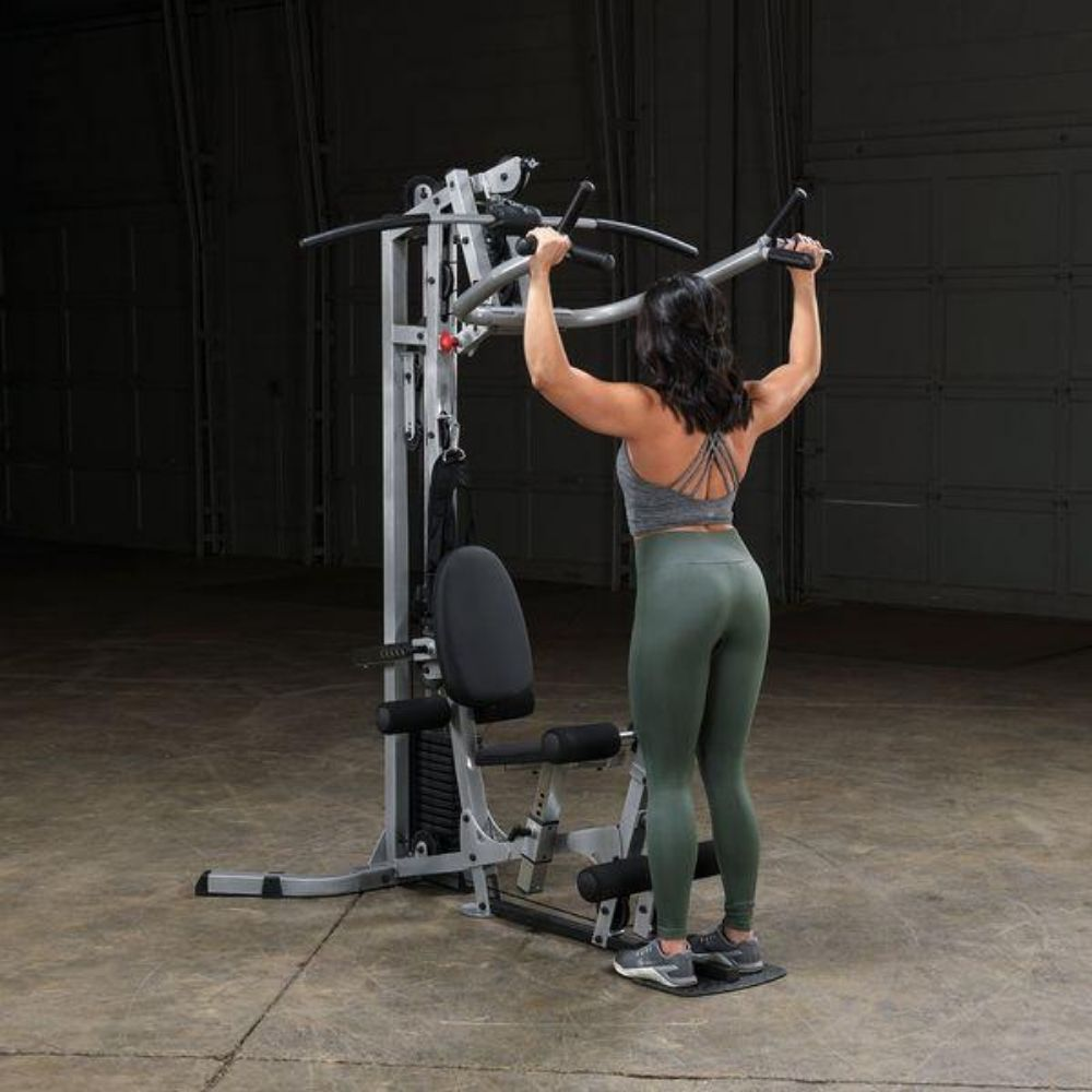 Body-Solid Powerline BSG10X Single Stack Home Gym Shoulder Press