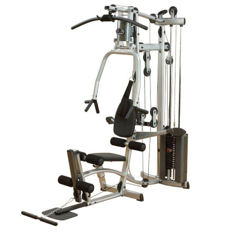 Body-Solid Powerline P2X Single Stack Home Gym 3D View Facing Left
