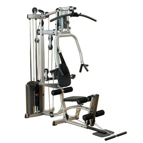 Body-Solid Powerline P2X Single Stack Home Gym 3D View
