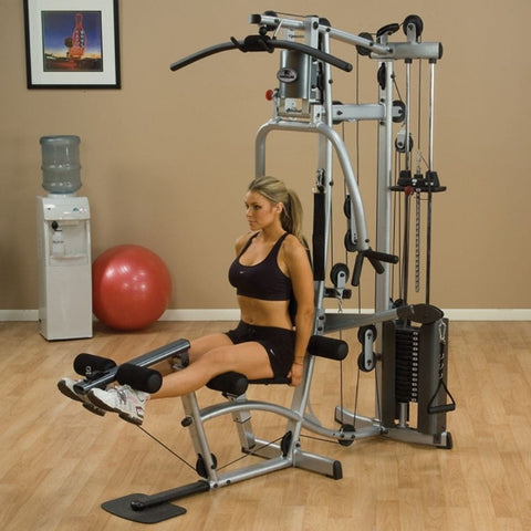 Body-Solid Powerline P2X Single Stack Home Gym Exercise Figure 4