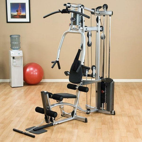 Body-Solid Powerline P2X Single Stack Home Gym Front Side View