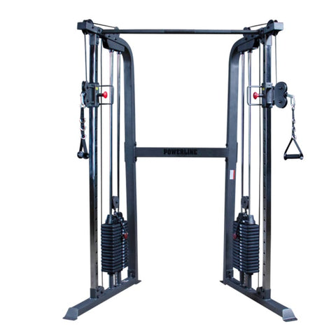 Body-Solid Powerline PFT100 Functional Trainer Front View