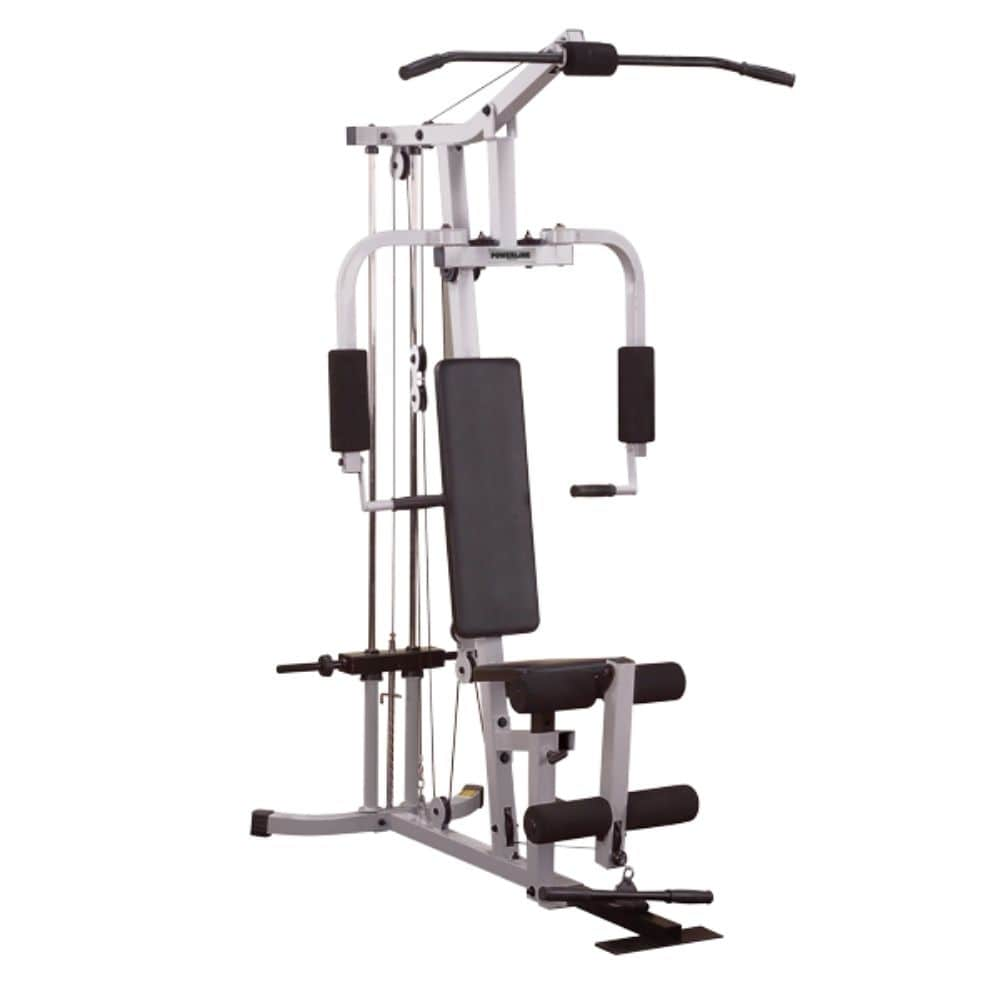 Body-Solid Powerline PHG1000X Single Stack Home Gym 3D View