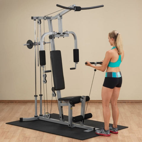 Body-Solid Powerline PHG1000X Single Stack Home Gym Bicep Curl
