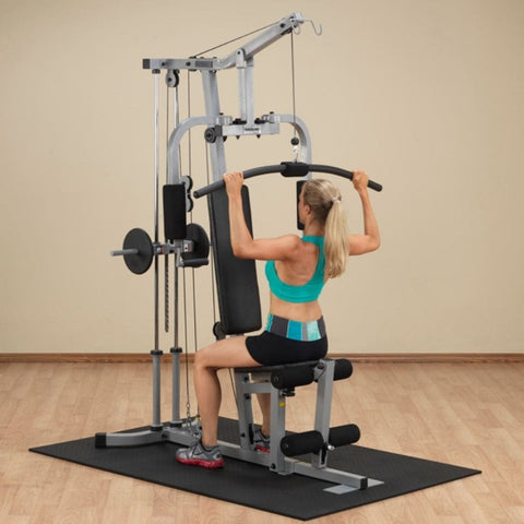 Body-Solid Powerline PHG1000X Single Stack Home Gym Lateral Pull