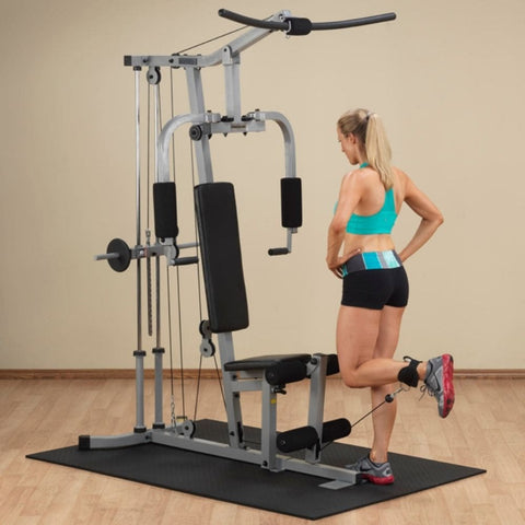 Body-Solid Powerline PHG1000X Single Stack Home Gym Leg Curl