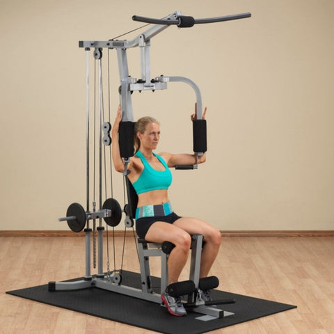 Body-Solid Powerline PHG1000X Single Stack Home Gym Seat Fly