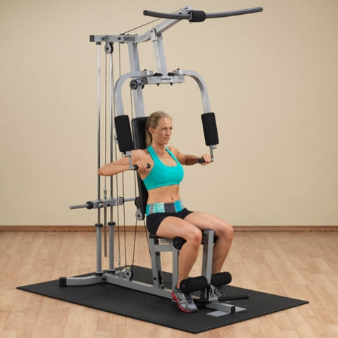 Body-Solid Powerline PHG1000X Single Stack Home Gym Seat Press