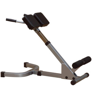 Body-Solid Powerline PHYP200X 45 Degree Back Hyperextension 3D View