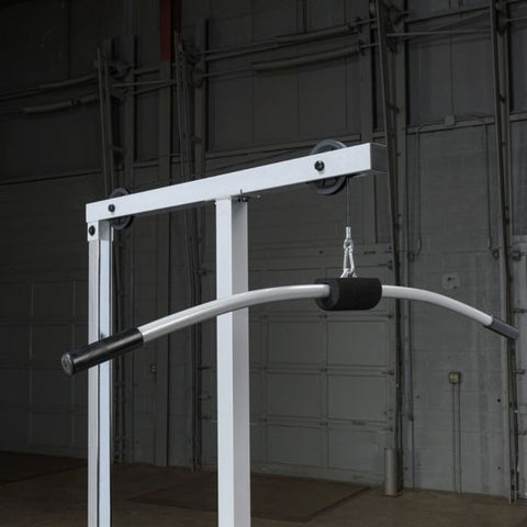 Image of Body-Solid Powerline PLM180X Lat Pull Low Row Machine Pull Down Handle