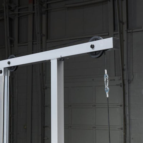 Image of Body-Solid Powerline PLM180X Lat Pull Low Row Machine Pulley