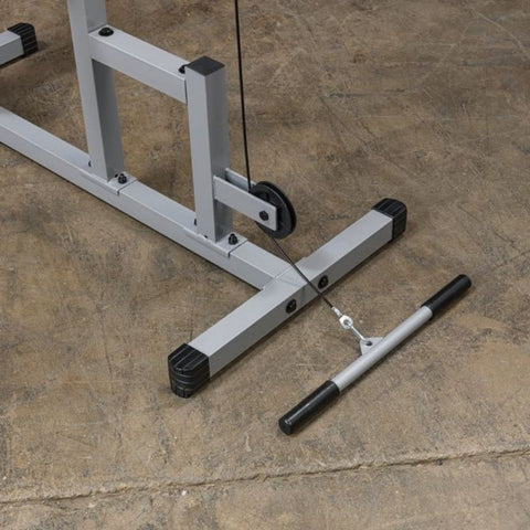 Body-Solid Powerline PLM180X Lat Pull Low Row Machine Row Handle