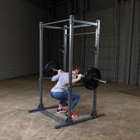 Image of Body-Solid Powerline PPR1000 Power Rack Squat
