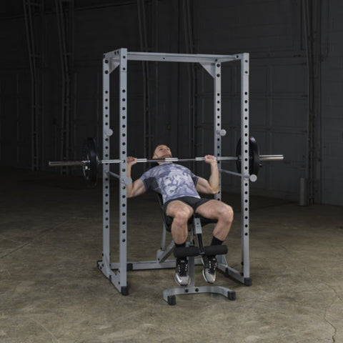 Body-Solid Powerline PPR200X Power Rack Exercise Figure 7