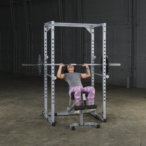Body-Solid Powerline PPR200X Power Rack Exercise Figure 8