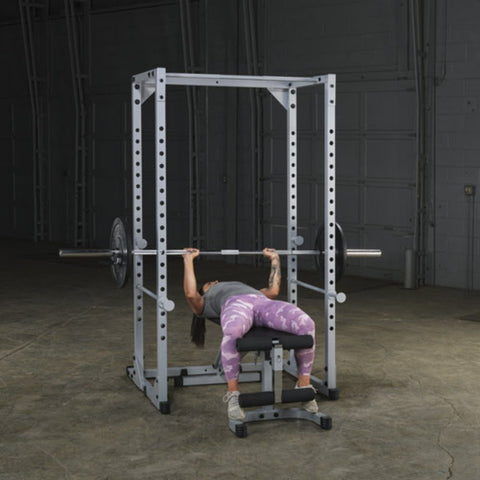 Body-Solid Powerline PPR200X Power Rack Exercise Figure 9