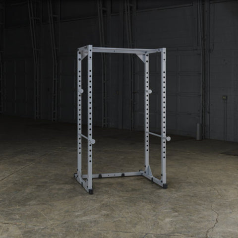 Body-Solid Powerline PPR200X Power Rack Front Side View