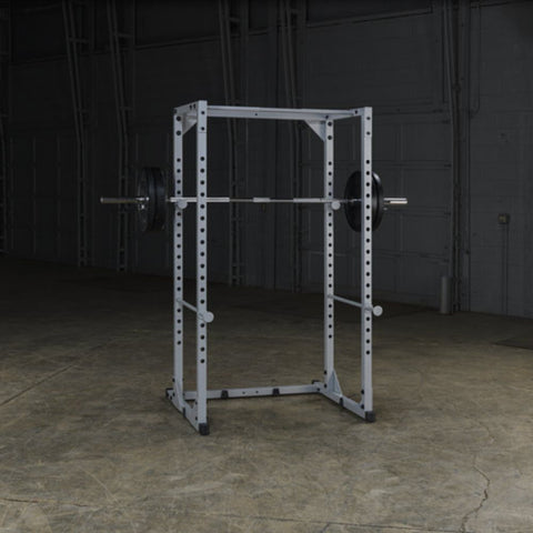 Body-Solid Powerline PPR200X Power Rack With Barbell