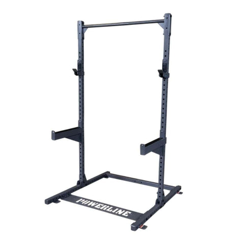 Body-Solid Powerline PPR500 Half Rack 3D View