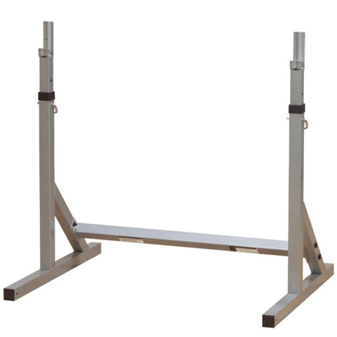 Body-Solid Powerline PSS60X Squat Rack 3D View