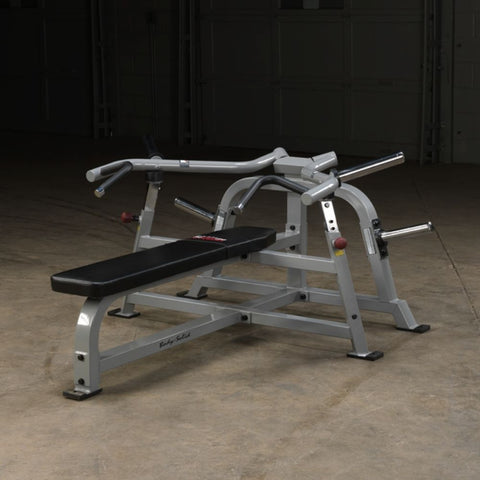 Body-Solid ProClub LVBP Leverage Bench Press Top Front Side View