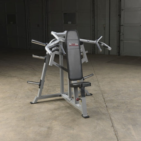 Image of Body-Solid ProClub LVSP Leverage Shoulder Press Front View