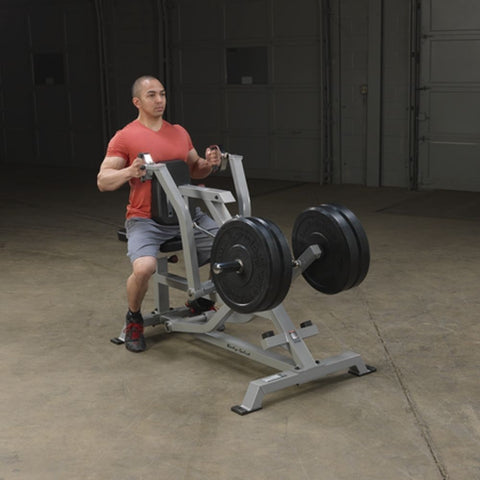 Body-Solid ProClub LVSR Leverage Seated Row Exercise Figure 1