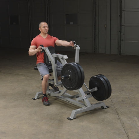 Body-Solid ProClub LVSR Leverage Seated Row Exercise Figure 2