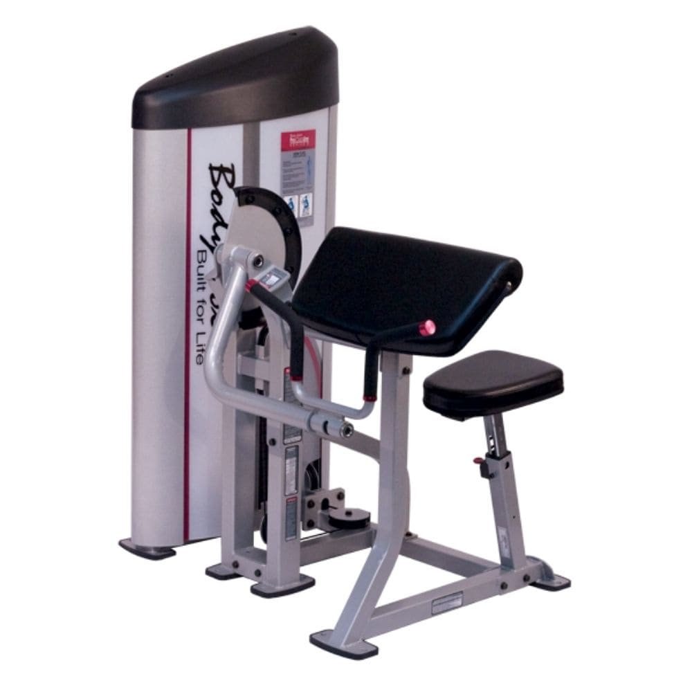 Body-Solid ProClub S2AC Series II Arm Curl Machine 3D View