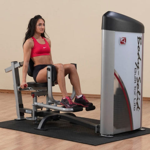 Body-Solid ProClub S2IOT Series II Inner Outer Thigh Exercise Figure 1