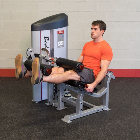Image of Body-Solid ProClub S2LEC Series II Leg Extension Leg Curl Extended