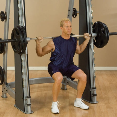 Image of Body-Solid ProClub SCB1000 Counter Balanced Smith Machine Squat