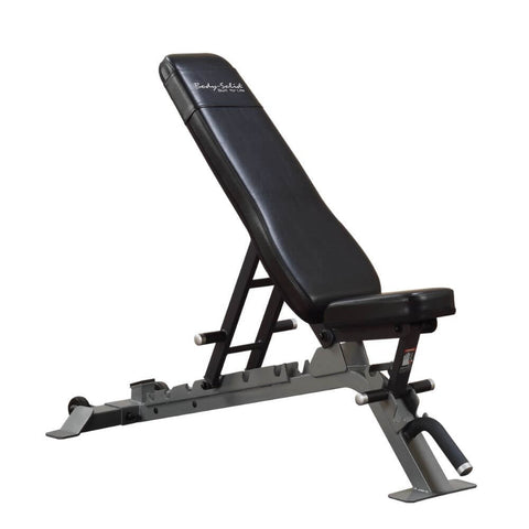 Body-Solid ProClub SFID325 Adjustable FID Bench Front Side View