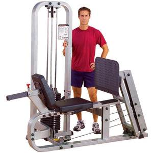 Body-Solid ProClub SLP500G Leg Press 3D View
