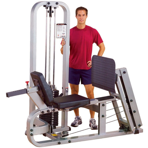 Image of Body-Solid ProClub SLP500G Leg Press 3D View