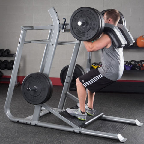 Image of Body-Solid ProClub SLS500 Leverage Squat Calf Extension