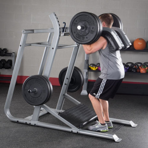 Image of Body-Solid ProClub SLS500 Leverage Squat Side View