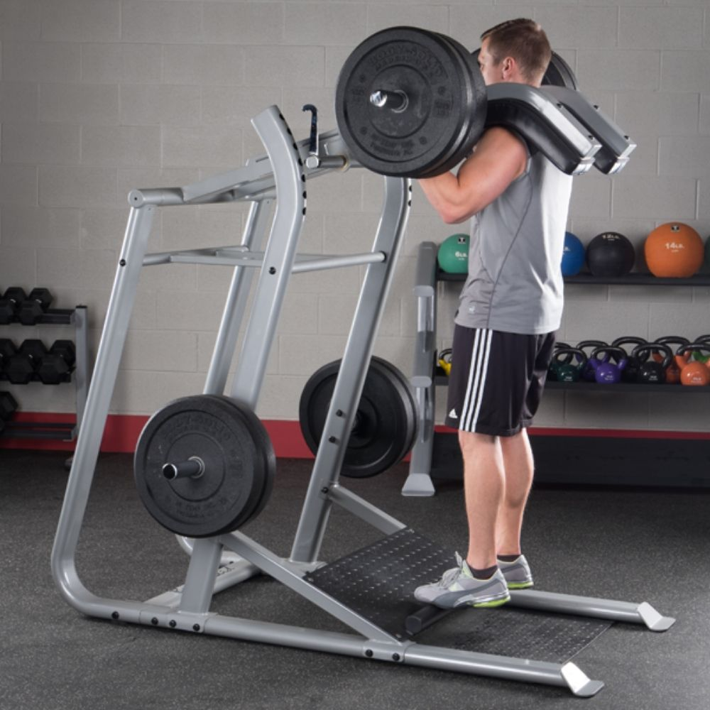 Body-Solid ProClub SLS500 Leverage Squat Standing